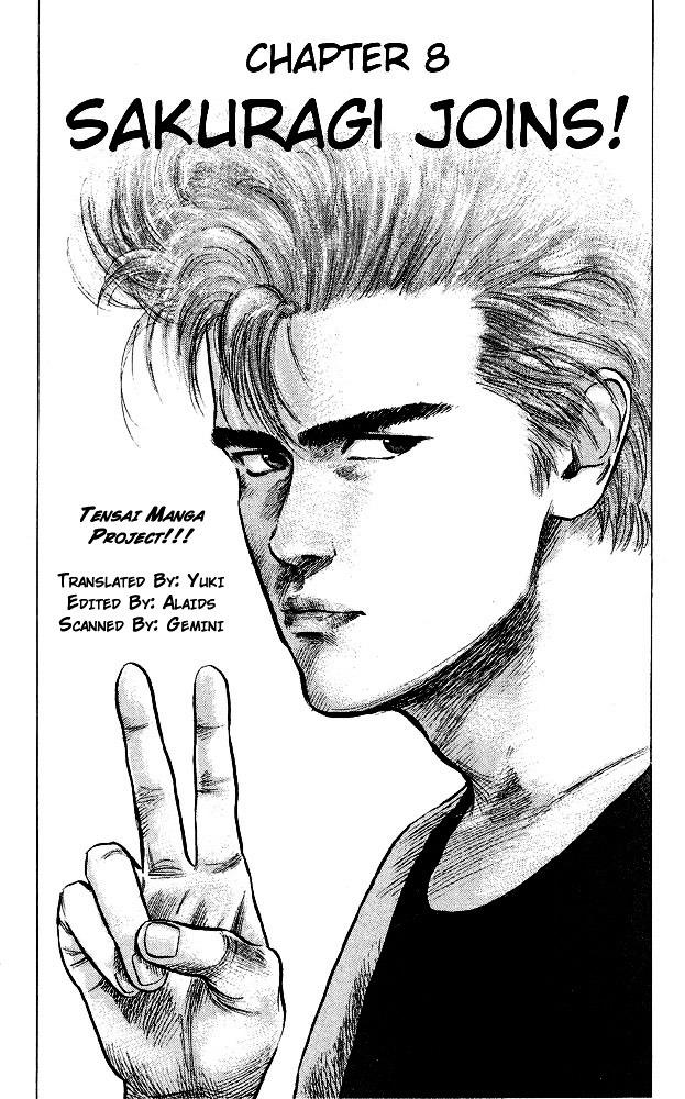 Slam Dunk Chapter 8  Online Free Manga Read Image 1