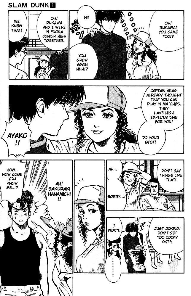 Slam Dunk Chapter 8  Online Free Manga Read Image 12