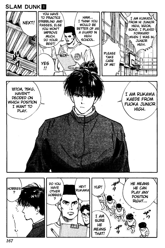 Slam Dunk Chapter 8  Online Free Manga Read Image 8