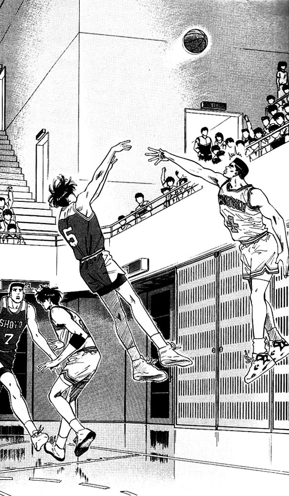 Slam Dunk Chapter 83  Online Free Manga Read Image 8