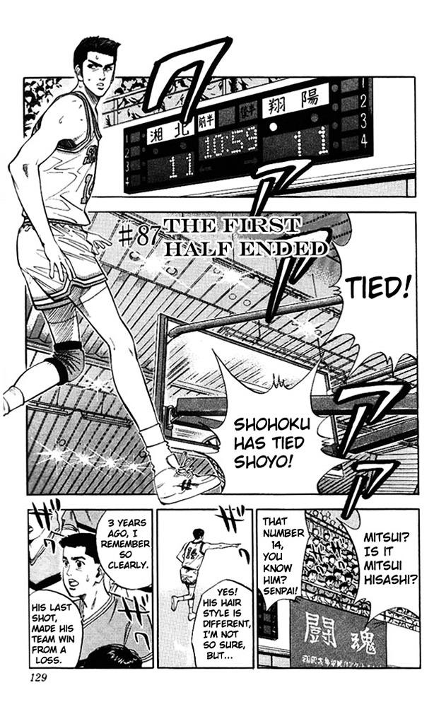 Slam Dunk Chapter 87  Online Free Manga Read Image 1