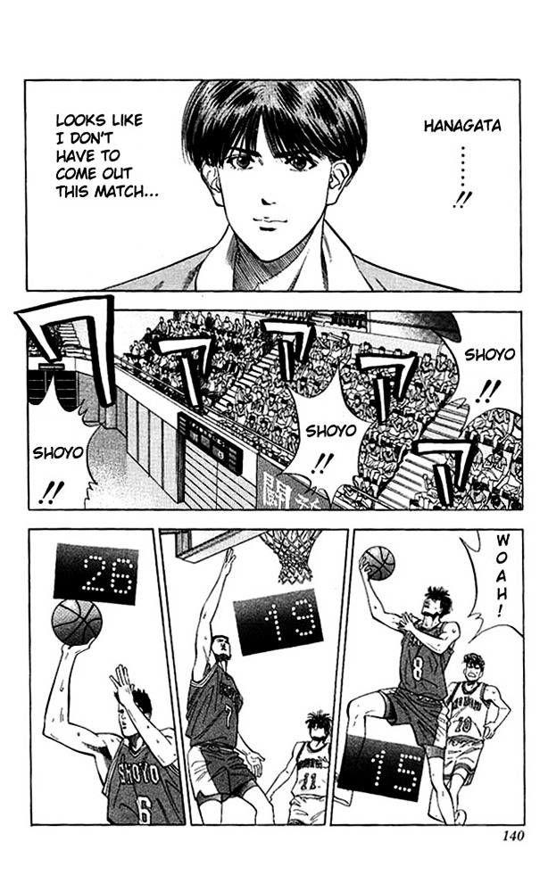 Slam Dunk Chapter 87  Online Free Manga Read Image 12