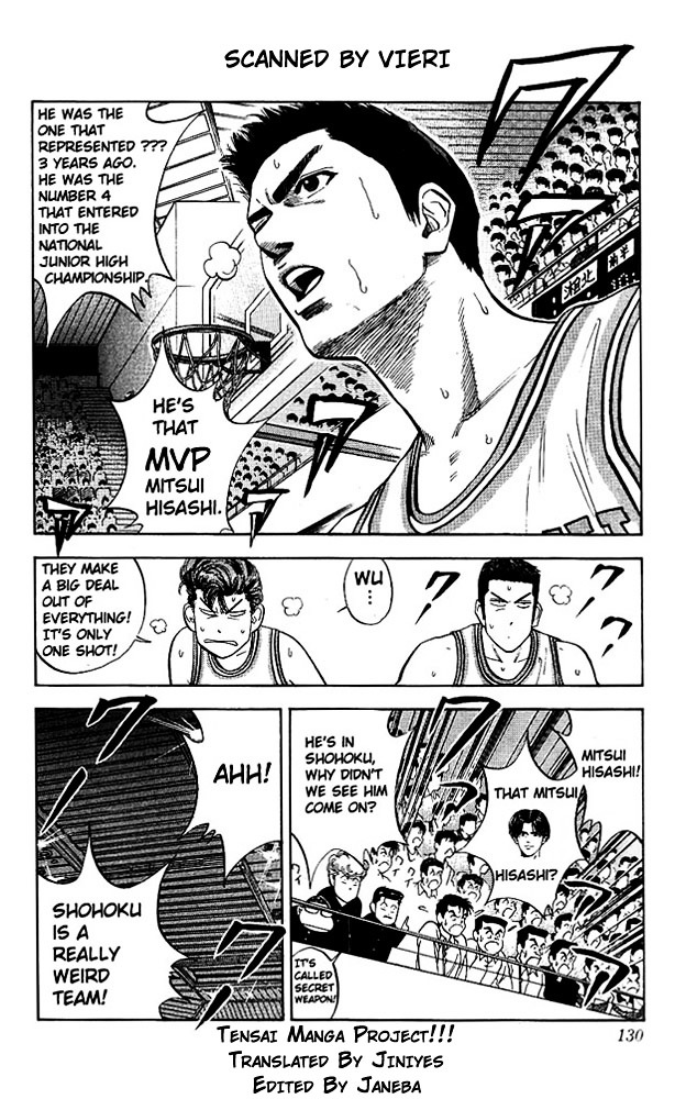 Slam Dunk Chapter 87  Online Free Manga Read Image 2