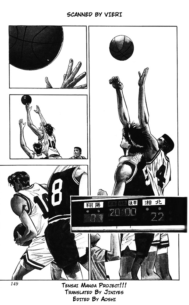 Slam Dunk Chapter 88  Online Free Manga Read Image 1