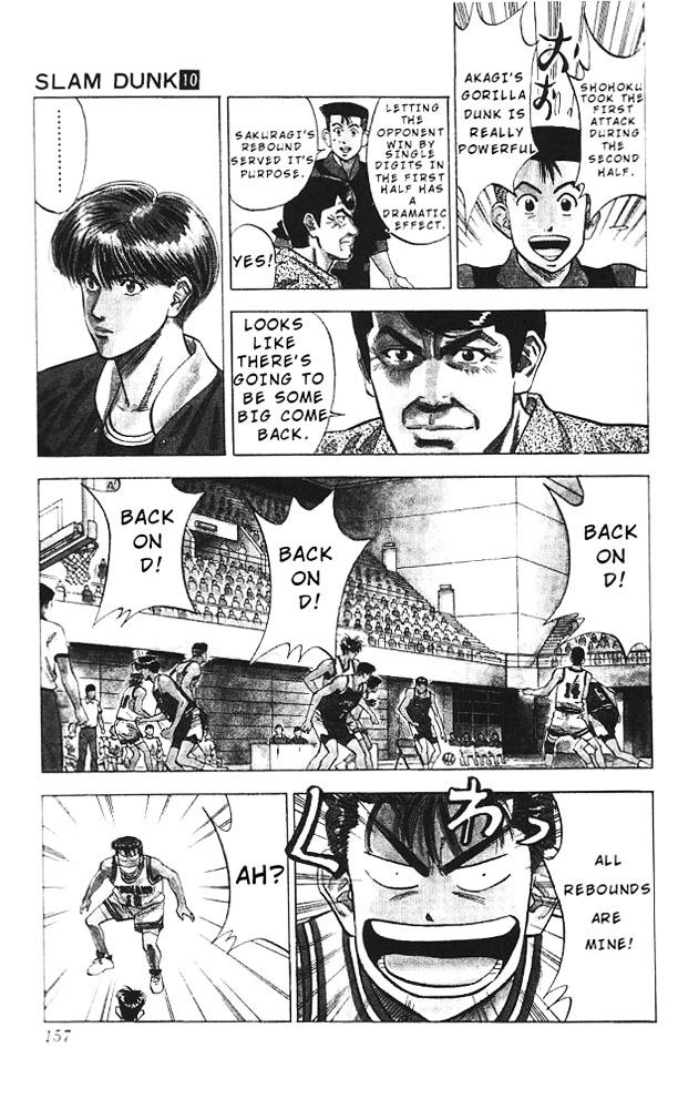 Slam Dunk Chapter 88  Online Free Manga Read Image 9