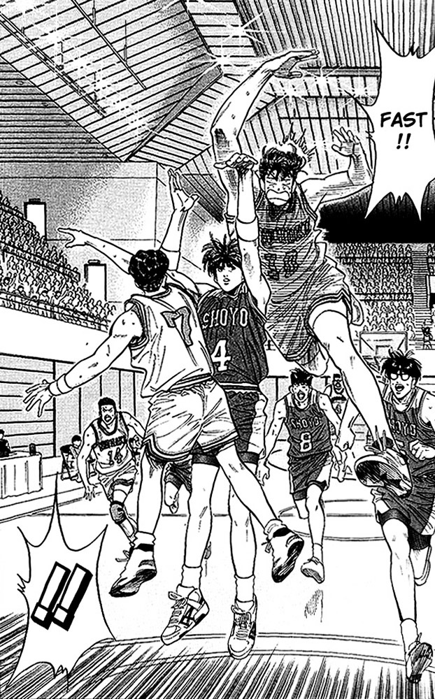 Slam Dunk Chapter 90  Online Free Manga Read Image 12