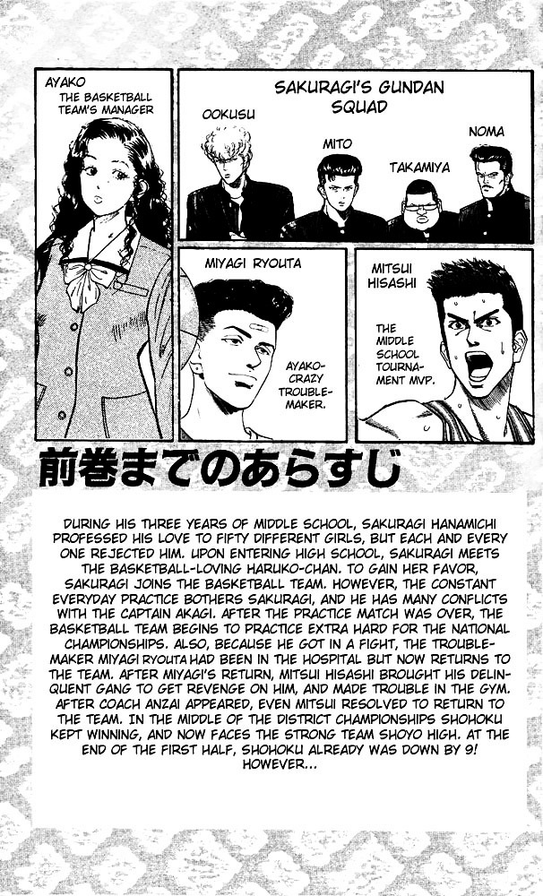 Slam Dunk Chapter 90  Online Free Manga Read Image 3