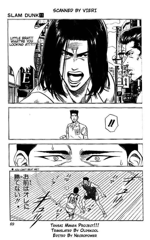 Slam Dunk Chapter 93  Online Free Manga Read Image 3