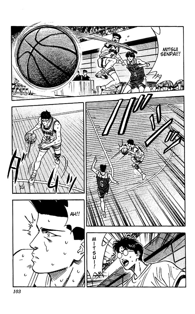 Slam Dunk Chapter 94  Online Free Manga Read Image 17