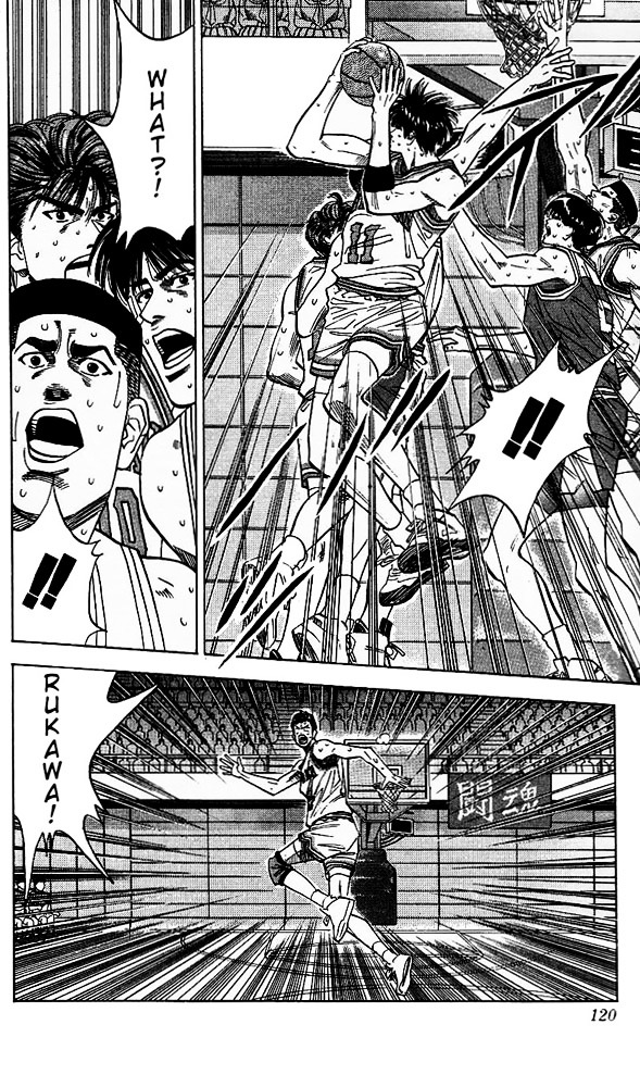 Slam Dunk Chapter 95  Online Free Manga Read Image 14
