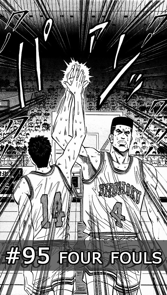 Slam Dunk Chapter 95  Online Free Manga Read Image 2