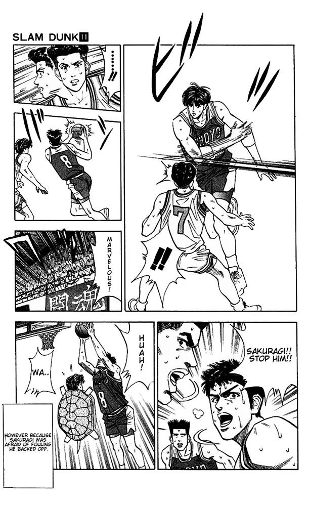 Slam Dunk Chapter 95  Online Free Manga Read Image 5