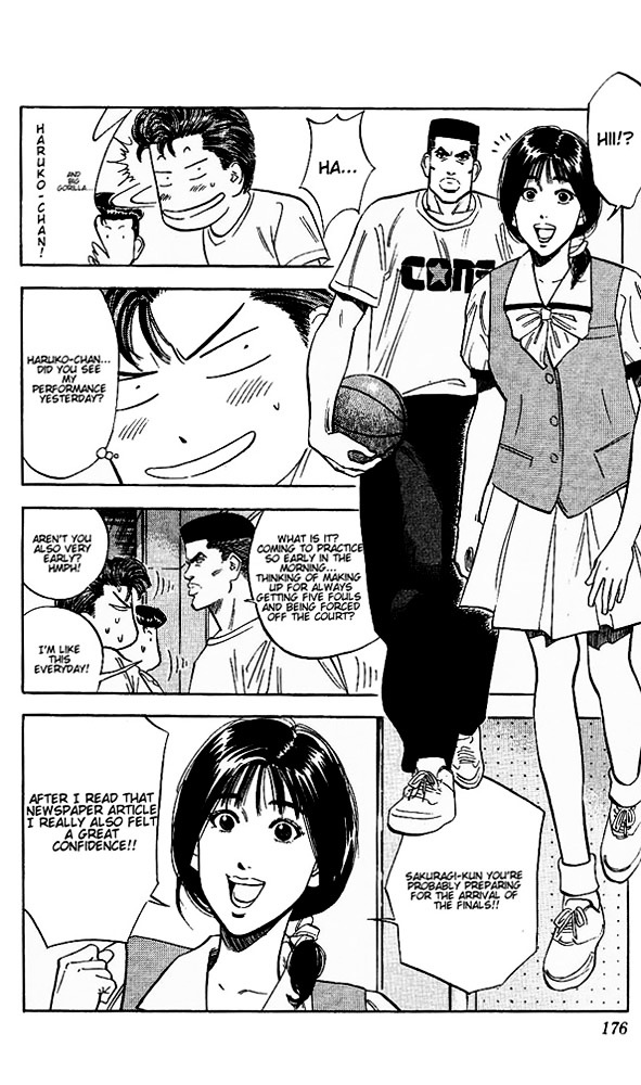 Slam Dunk Chapter 98  Online Free Manga Read Image 10