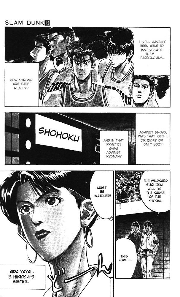 Slam Dunk Chapter 99  Online Free Manga Read Image 11