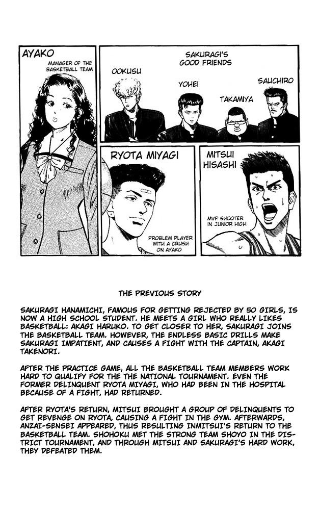 Slam Dunk Chapter 99  Online Free Manga Read Image 3