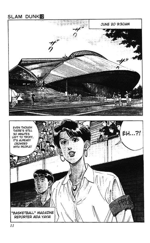 Slam Dunk Chapter 99  Online Free Manga Read Image 8