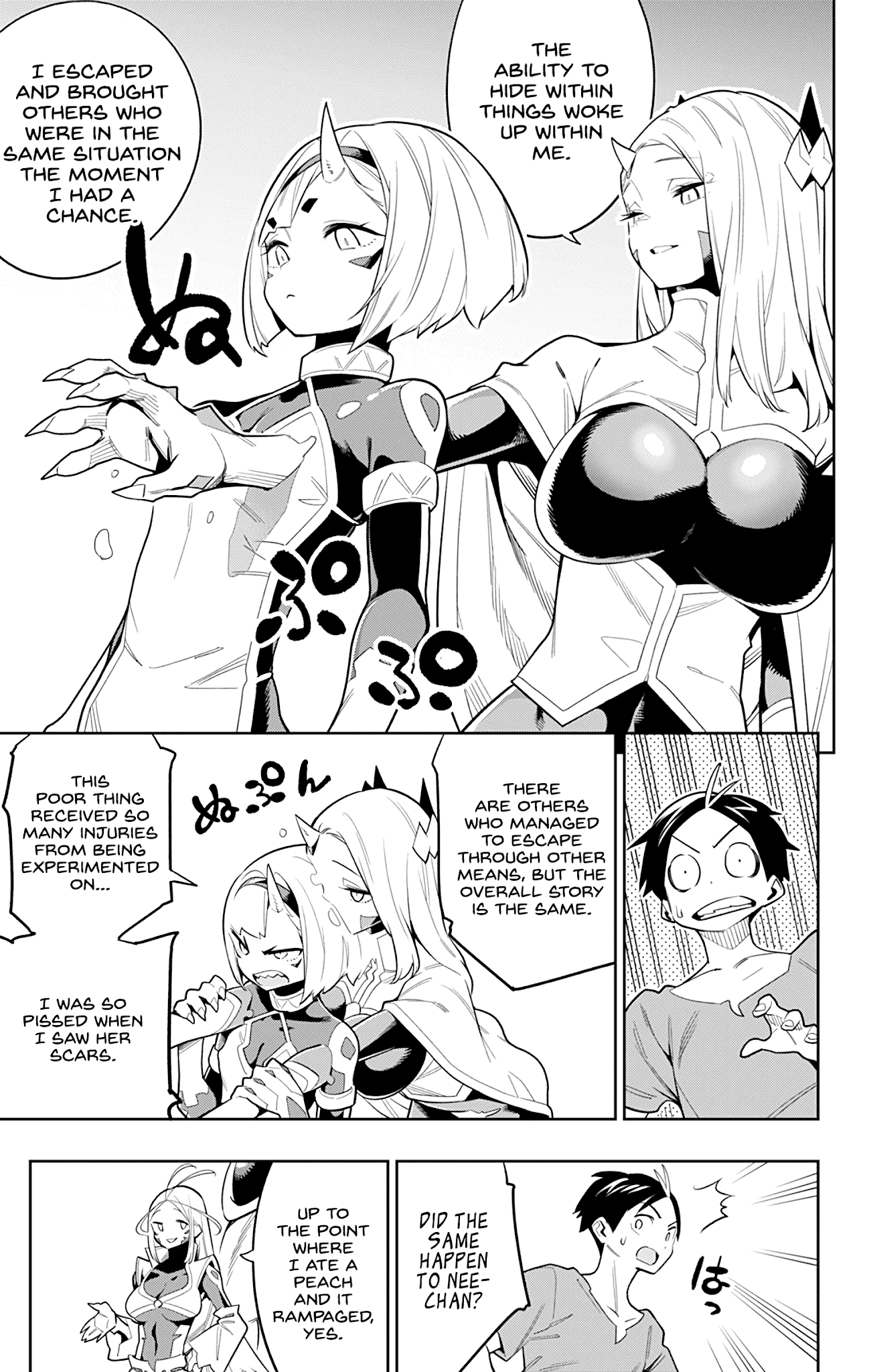 Slave of the Magic Capitals Elite Troops Chapter 31  Online Free Manga Read Image 12