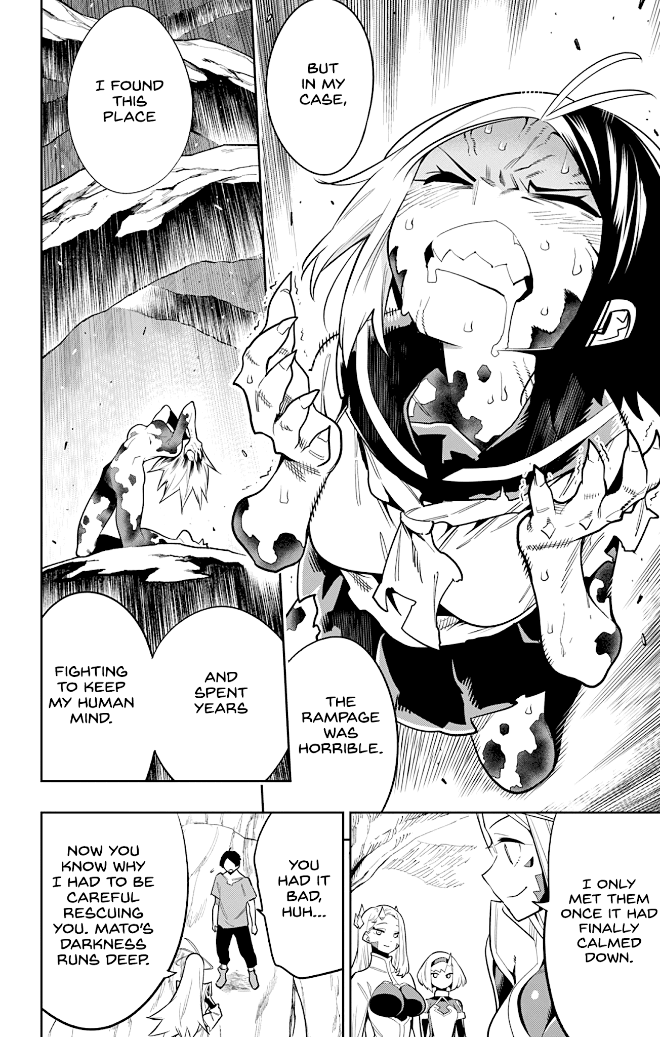 Slave of the Magic Capitals Elite Troops Chapter 31  Online Free Manga Read Image 13