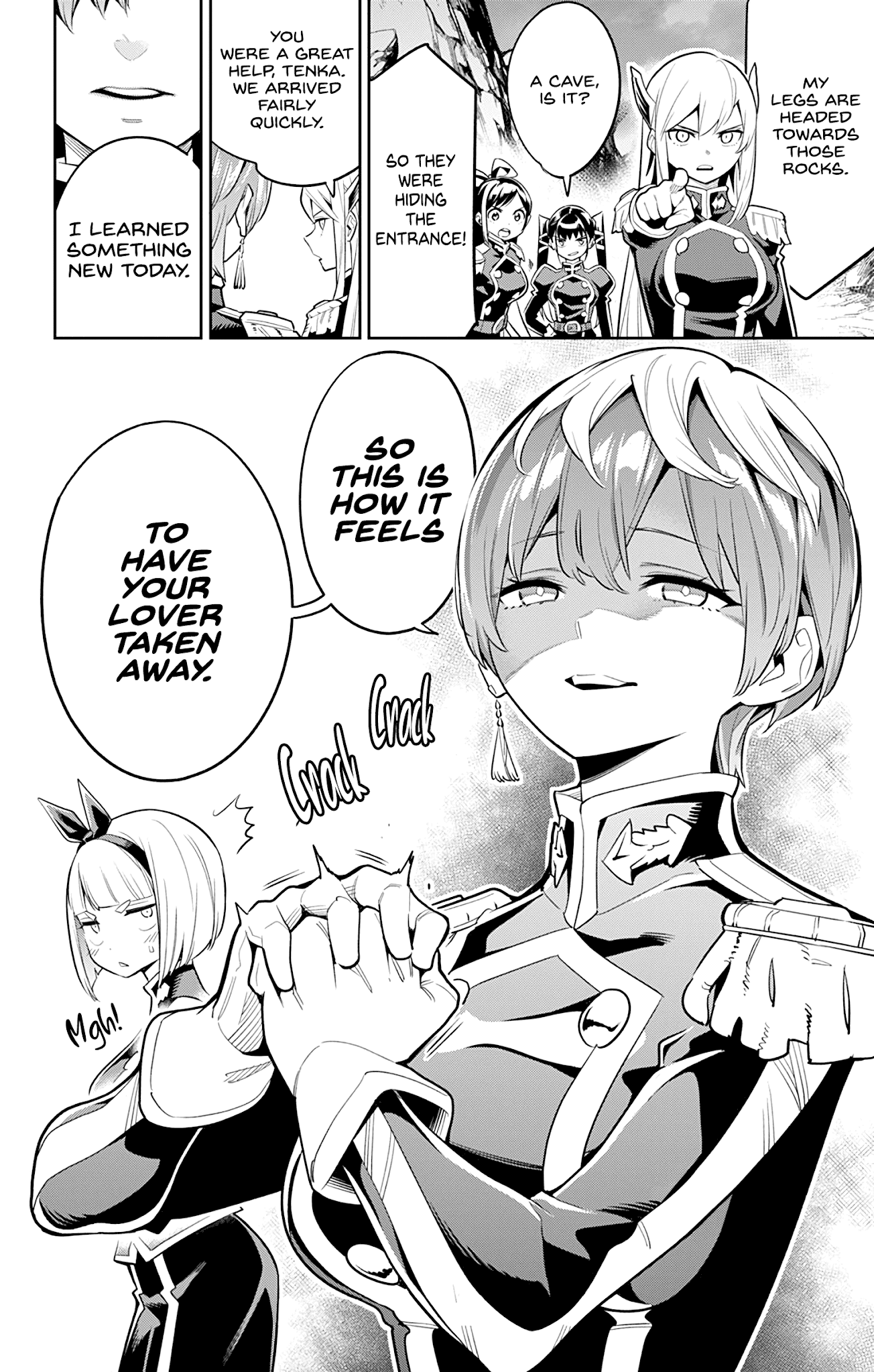 Slave of the Magic Capitals Elite Troops Chapter 31  Online Free Manga Read Image 19