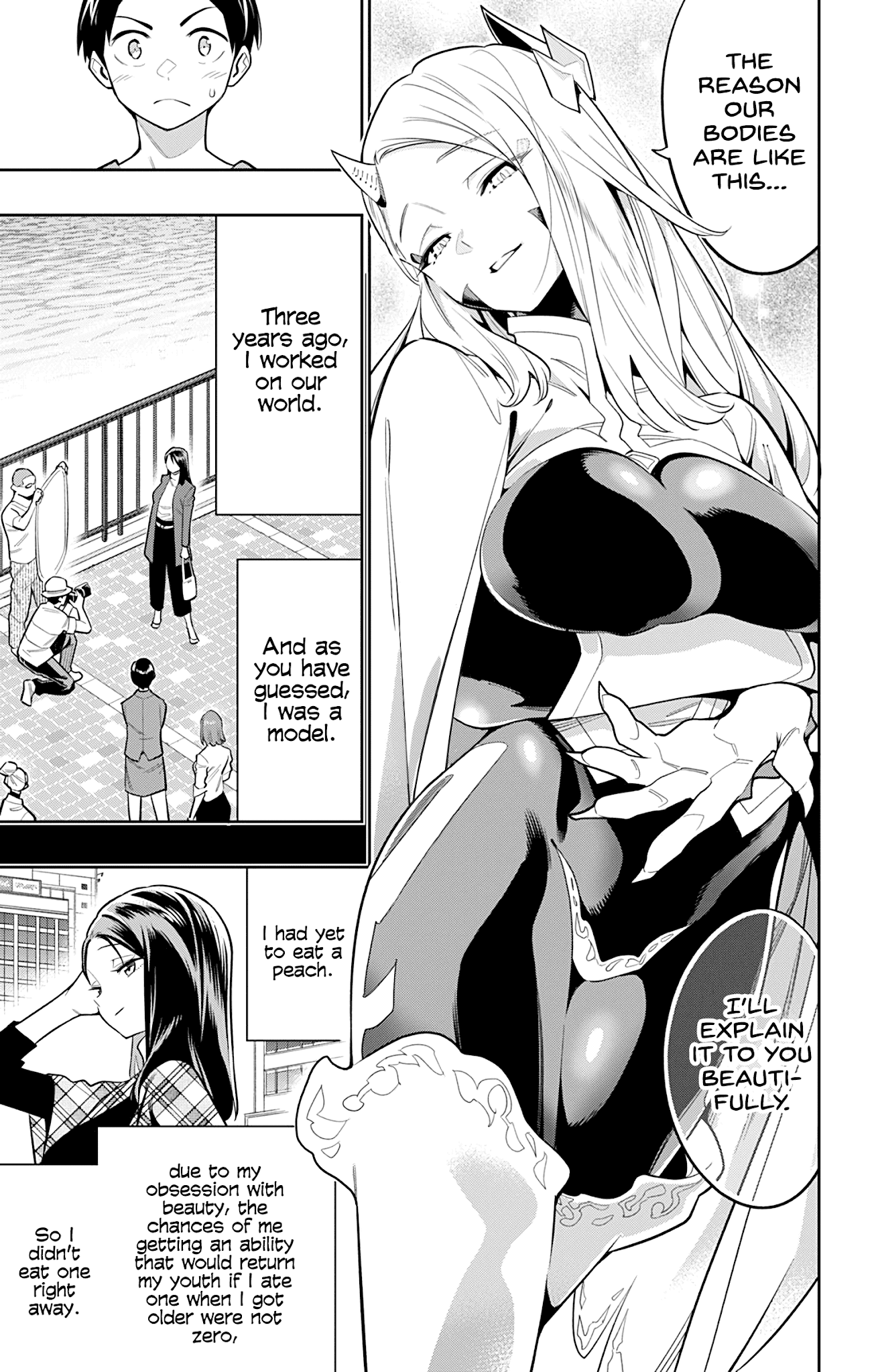 Slave of the Magic Capitals Elite Troops Chapter 31  Online Free Manga Read Image 2