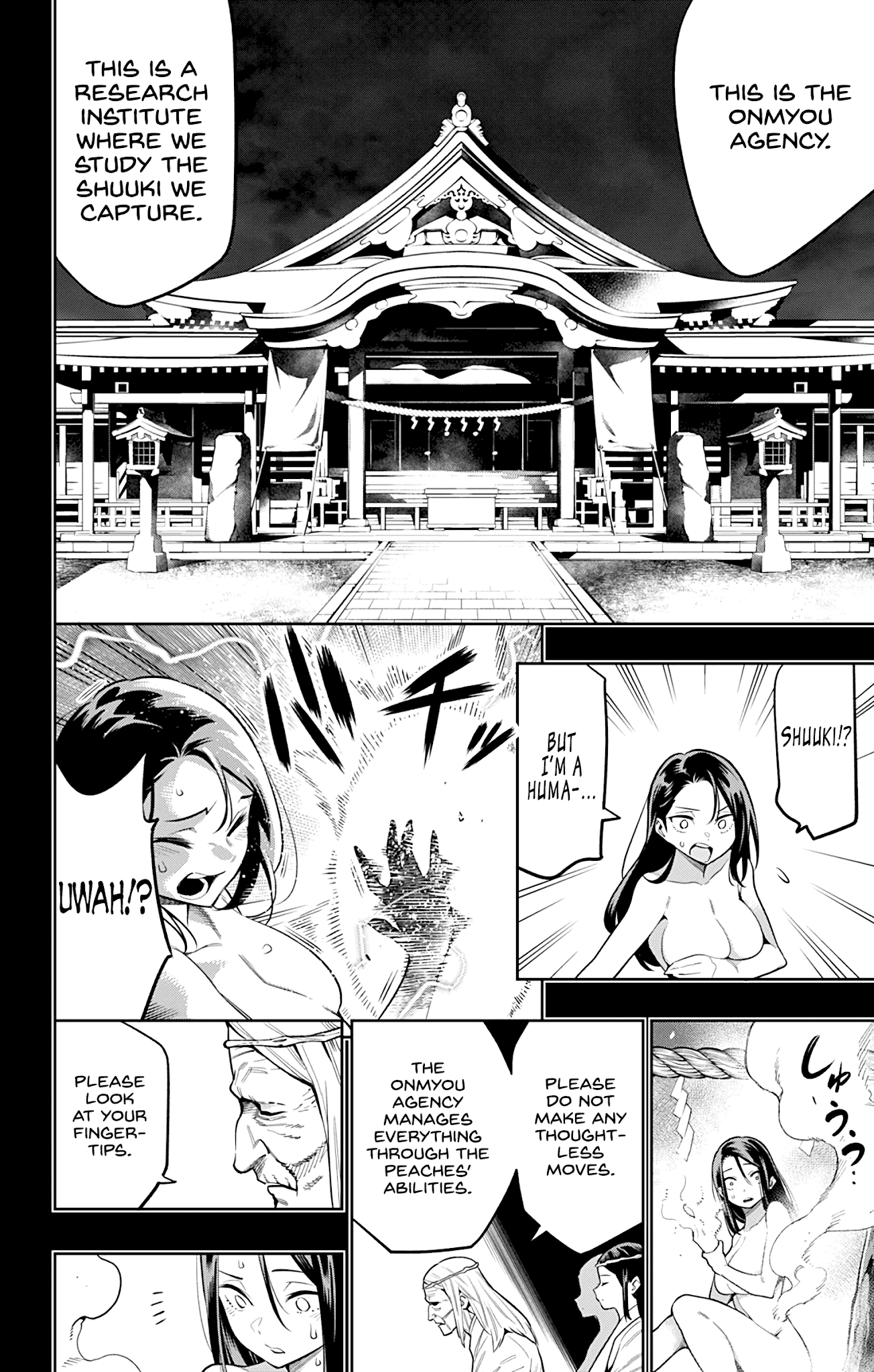 Slave of the Magic Capitals Elite Troops Chapter 31  Online Free Manga Read Image 7