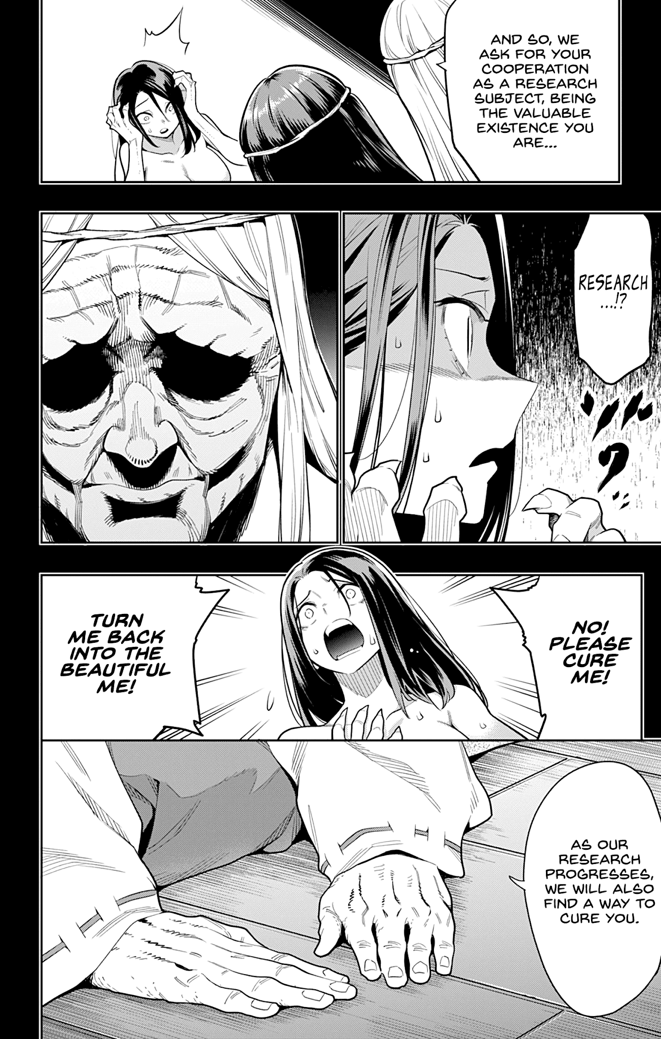 Slave of the Magic Capitals Elite Troops Chapter 31  Online Free Manga Read Image 9