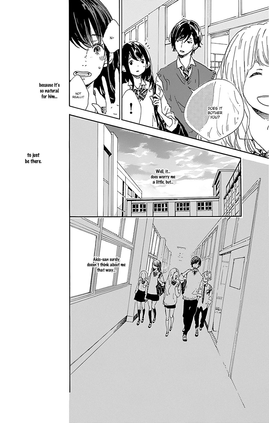 Stand Up Yamakawa Aiji Chapter 16  Online Free Manga Read Image 11