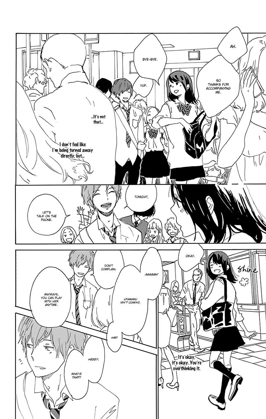 Stand Up Yamakawa Aiji Chapter 16  Online Free Manga Read Image 25