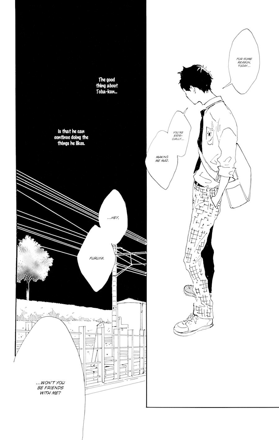 Stand Up Yamakawa Aiji Chapter 16  Online Free Manga Read Image 39