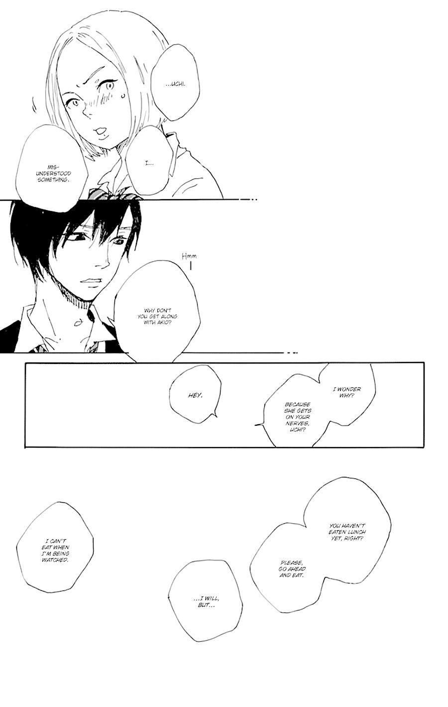 Stand Up Yamakawa Aiji Chapter 16  Online Free Manga Read Image 62