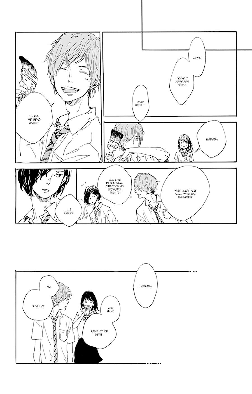 Stand Up Yamakawa Aiji Chapter 17  Online Free Manga Read Image 19
