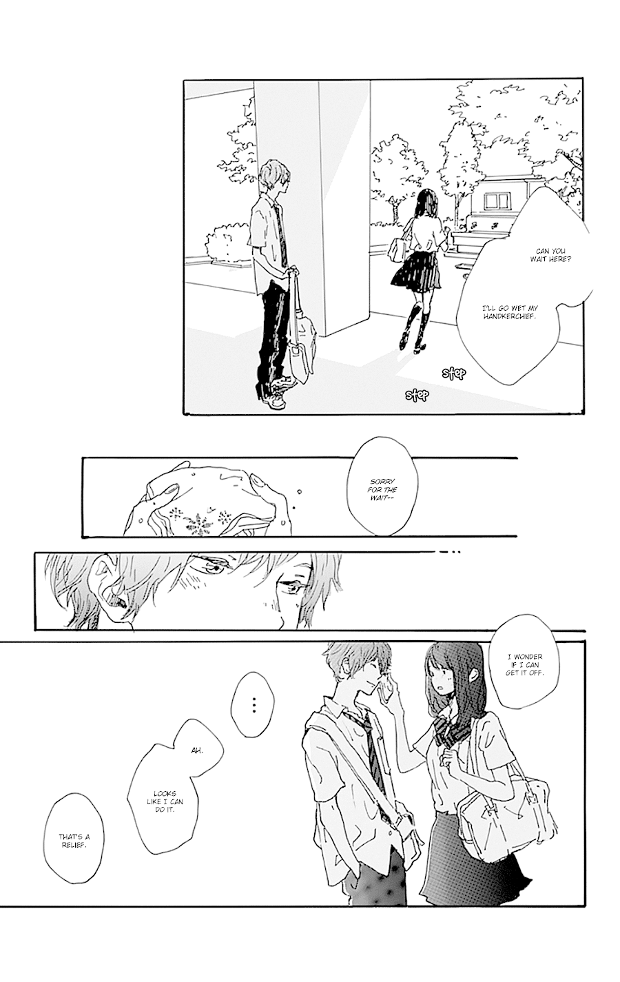 Stand Up Yamakawa Aiji Chapter 17  Online Free Manga Read Image 20