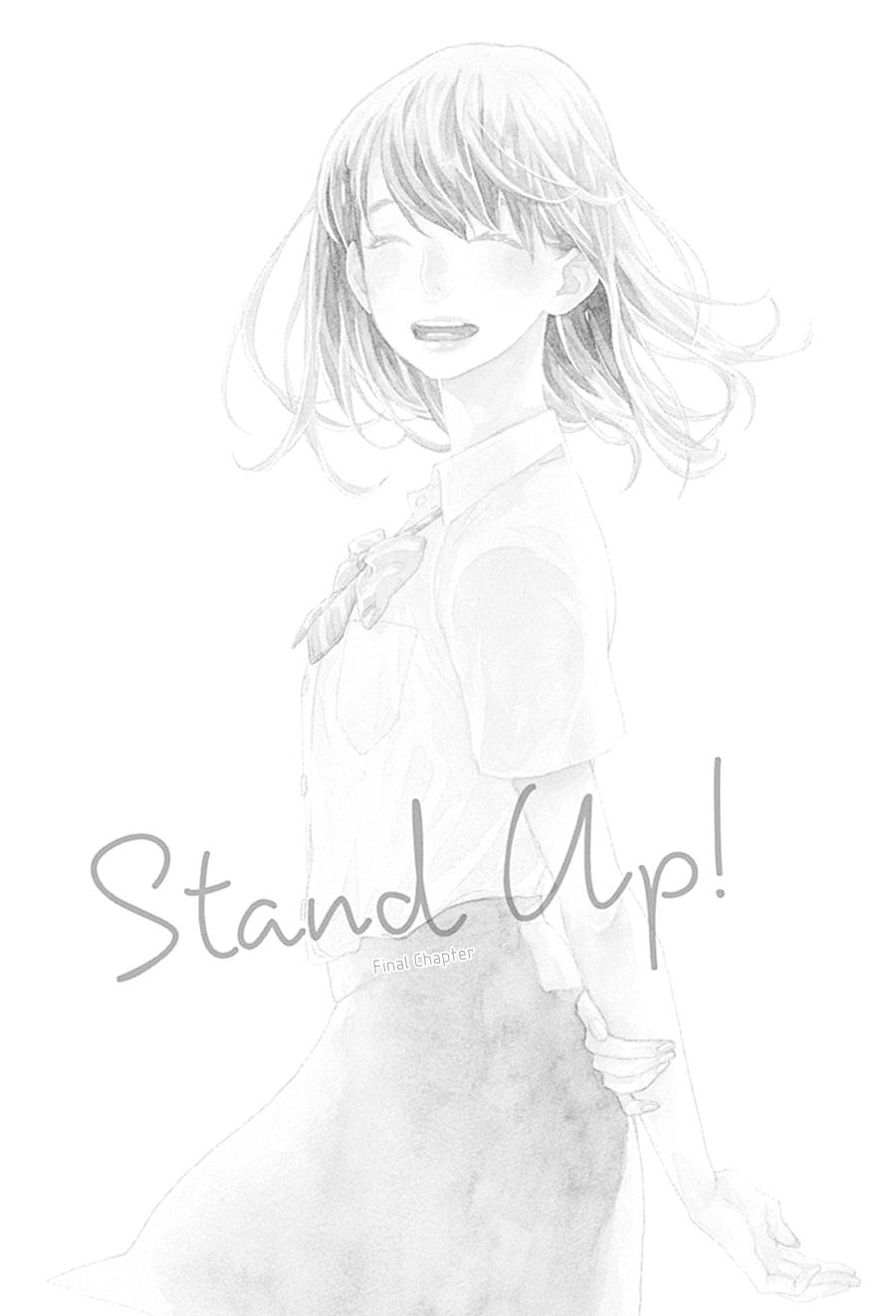 Stand Up Yamakawa Aiji Chapter 17  Online Free Manga Read Image 3