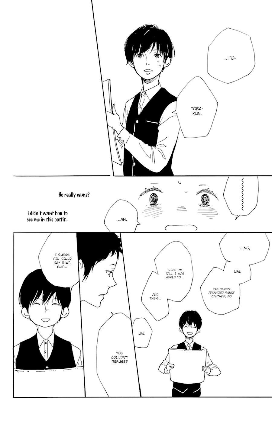 Stand Up Yamakawa Aiji Chapter 17  Online Free Manga Read Image 35