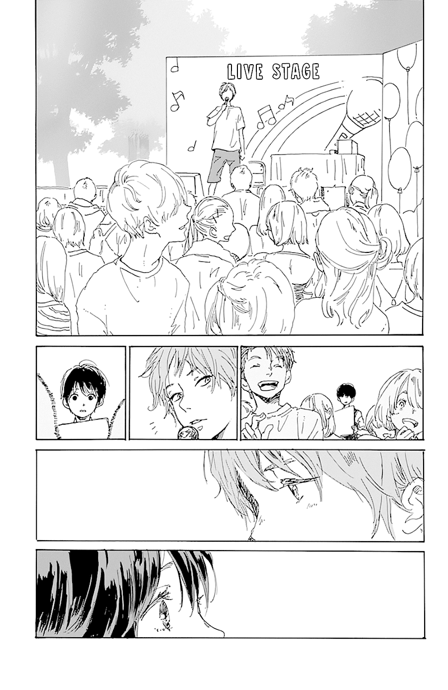 Stand Up Yamakawa Aiji Chapter 17  Online Free Manga Read Image 46