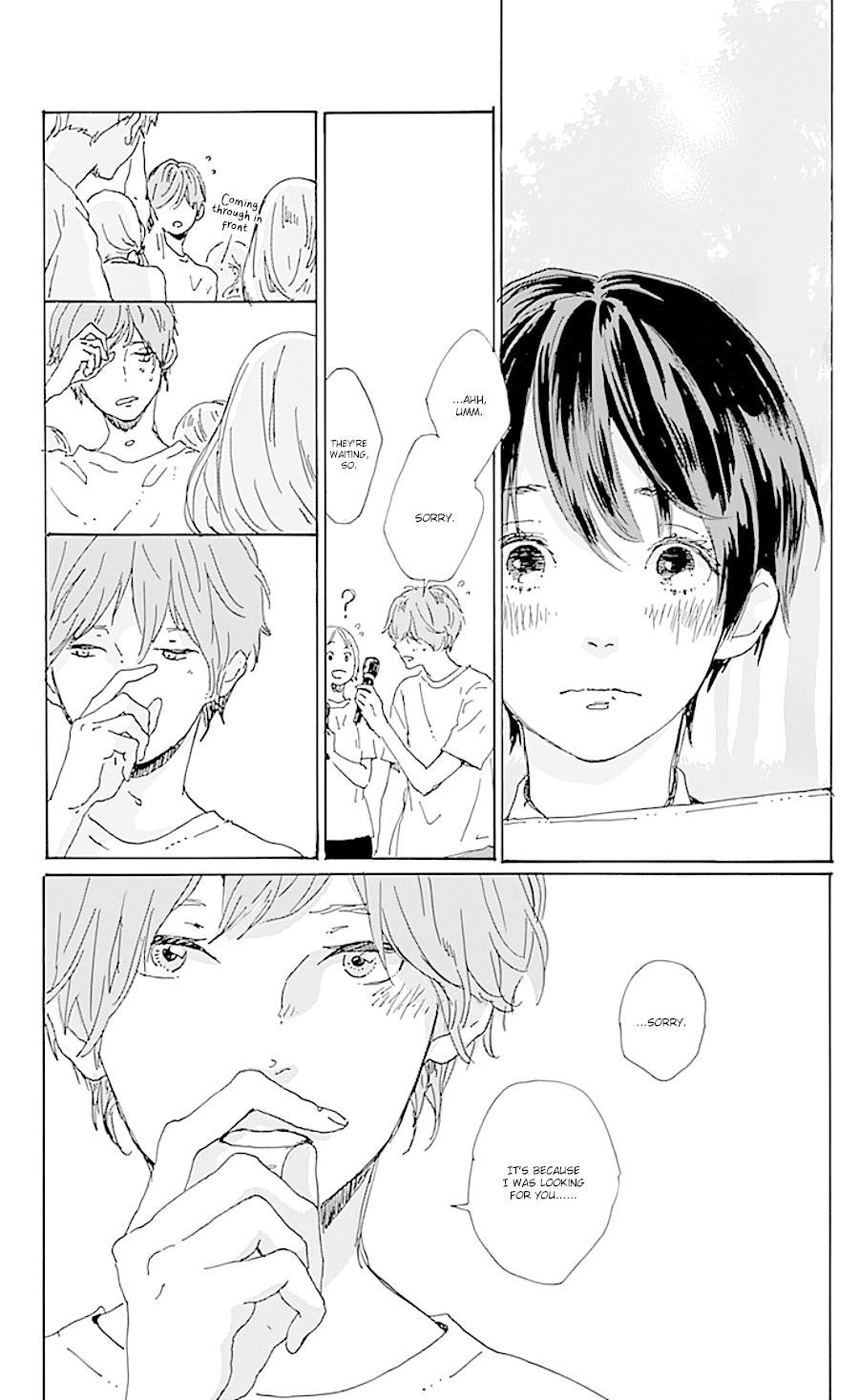 Stand Up Yamakawa Aiji Chapter 17  Online Free Manga Read Image 47