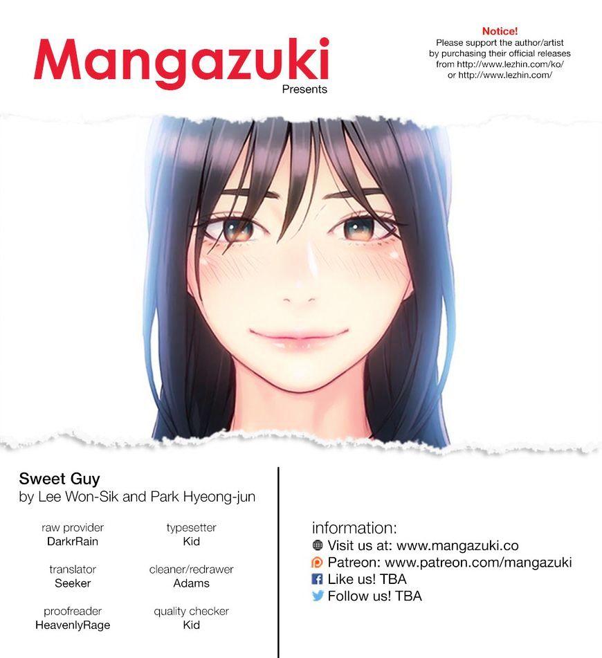 Sweet Guy Chapter 74 Full Manga Read Scan Image 1