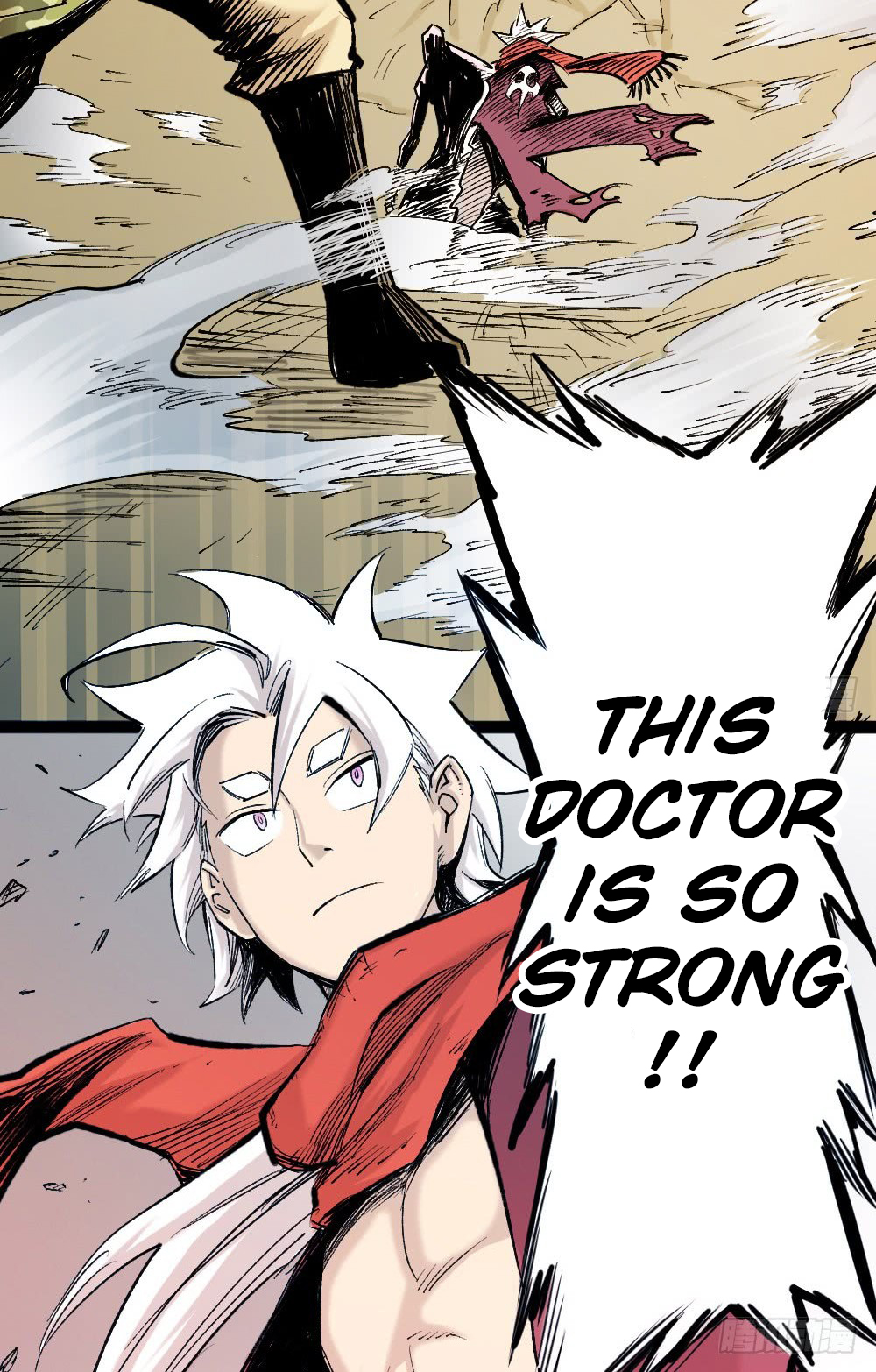 The Doctors Supremacy Chapter 22  Online Free Manga Read Image 14