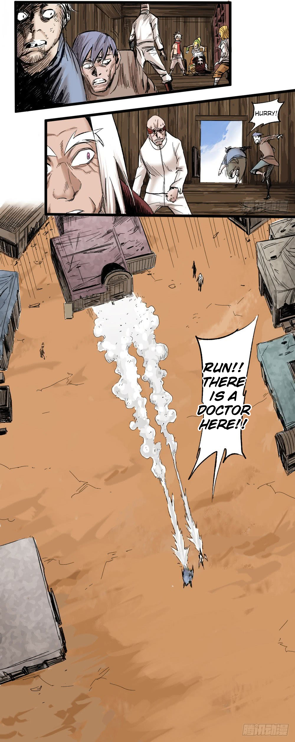 The Doctors Supremacy Chapter 3  Online Free Manga Read Image 9