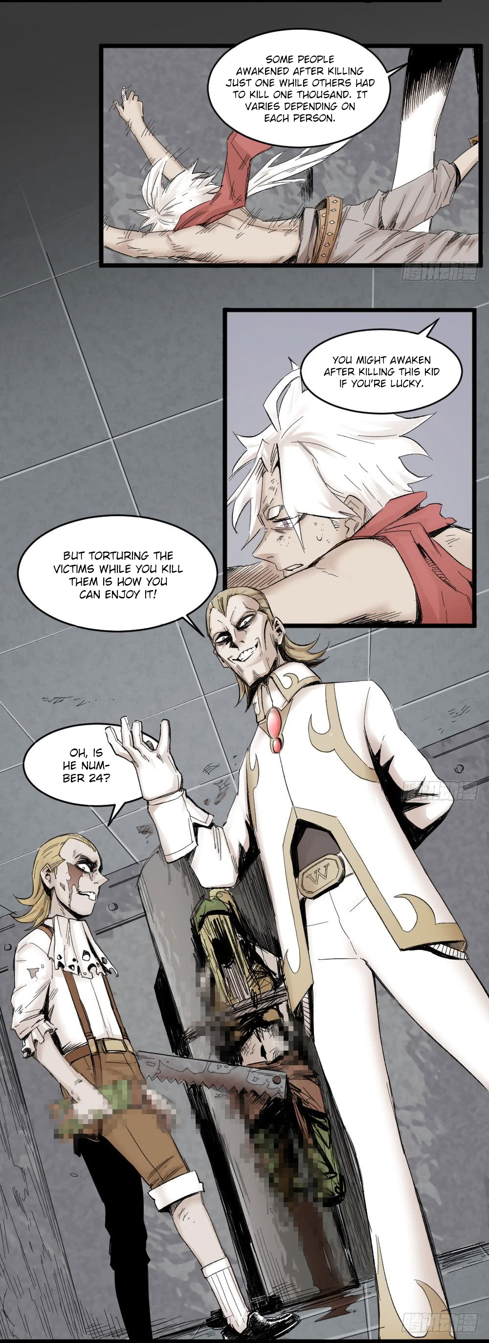 The Doctors Supremacy Chapter 5  Online Free Manga Read Image 7