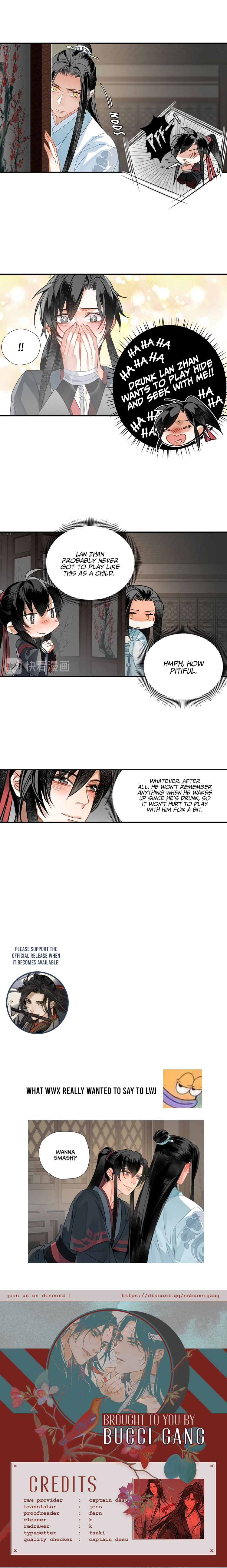 The Grandmaster Of Demonic Cultivation Chapter 118  Online Free Manga Read Image 7