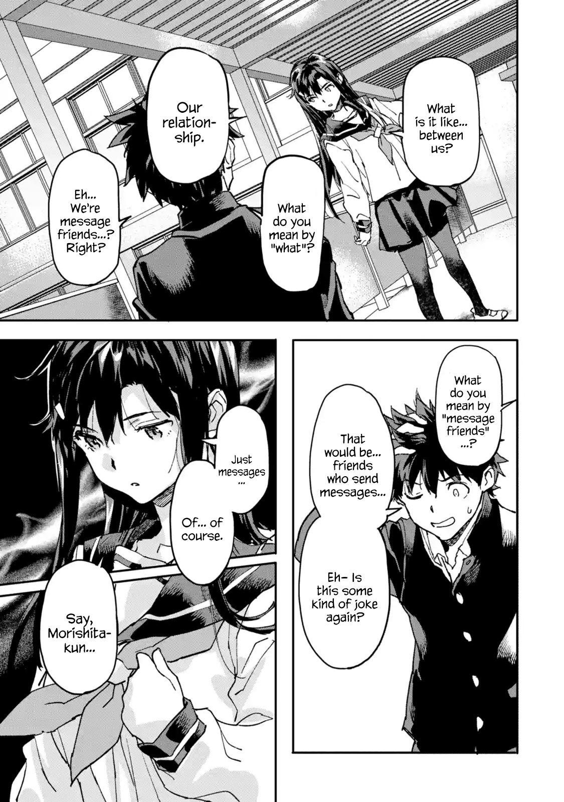 The Hero Who Returned Remains the Strongest in the Modern World Chapter 8.2  Online Free Manga Read Image 5