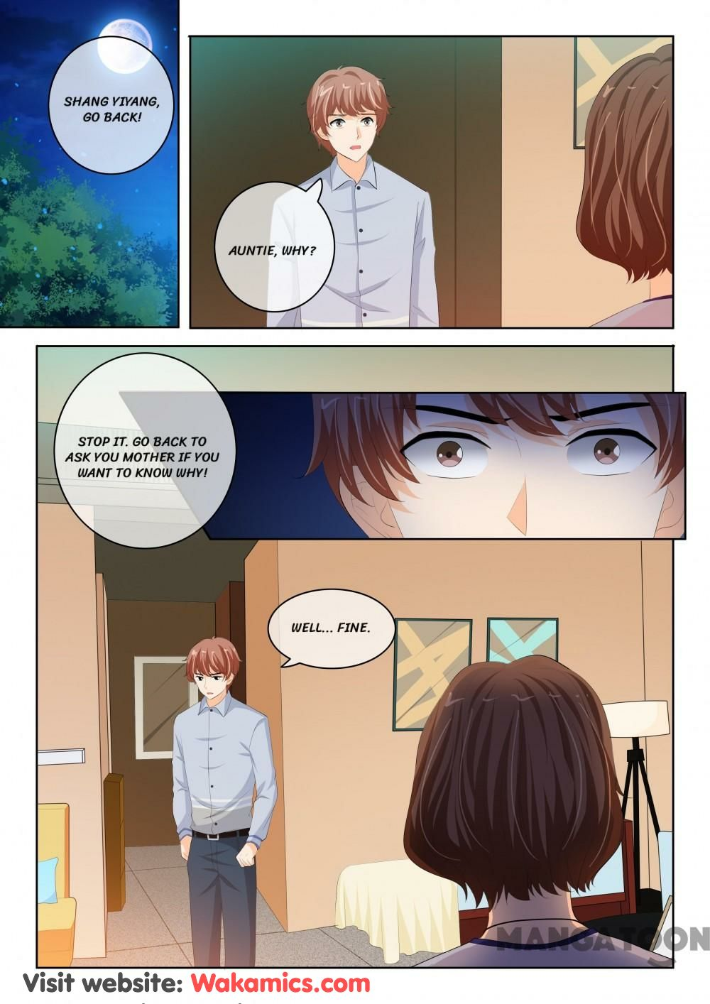 The Icy Ceo And The Substitute Bride Chapter 226  Online Free Manga Read Image 1
