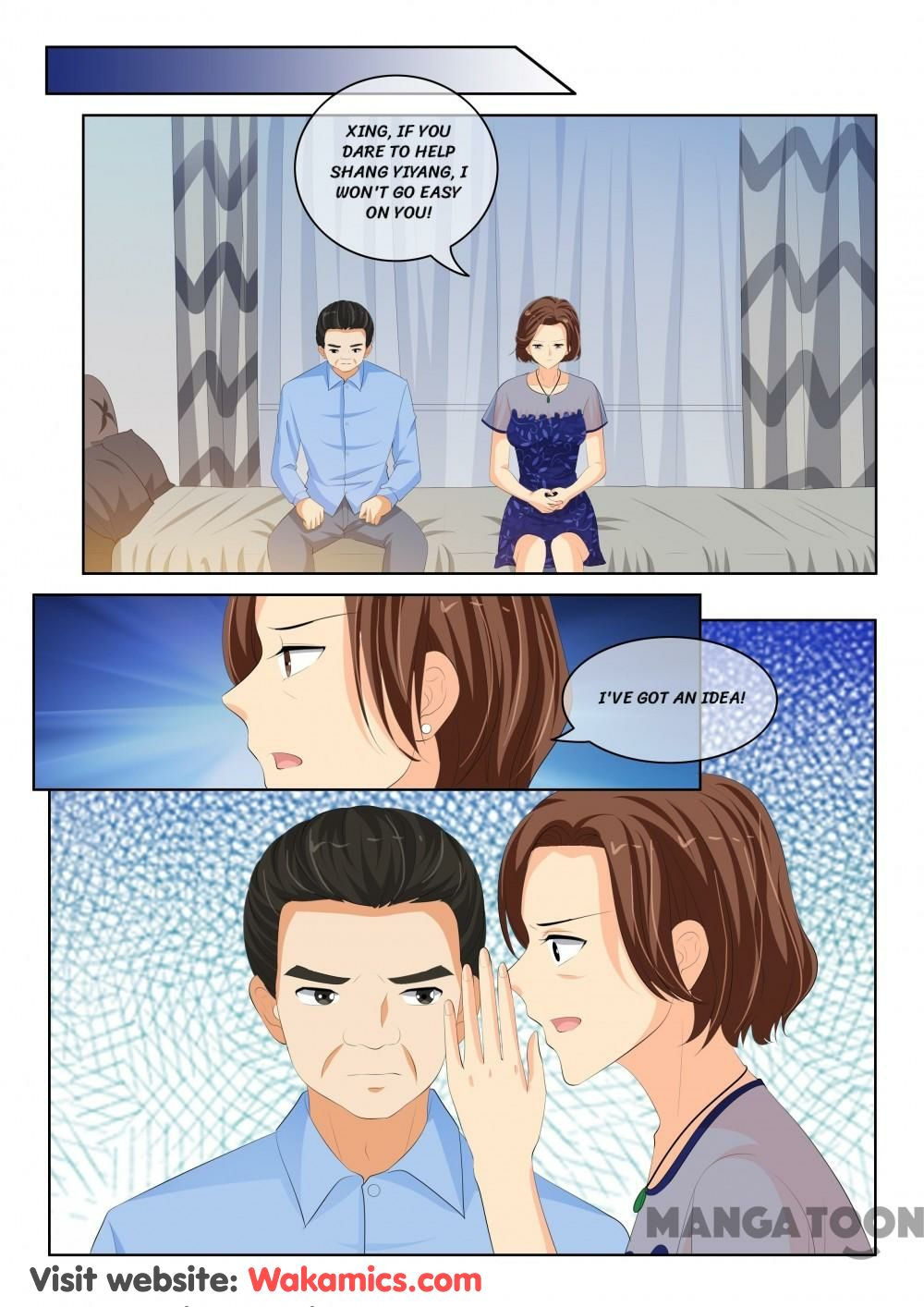 The Icy Ceo And The Substitute Bride Chapter 226  Online Free Manga Read Image 2