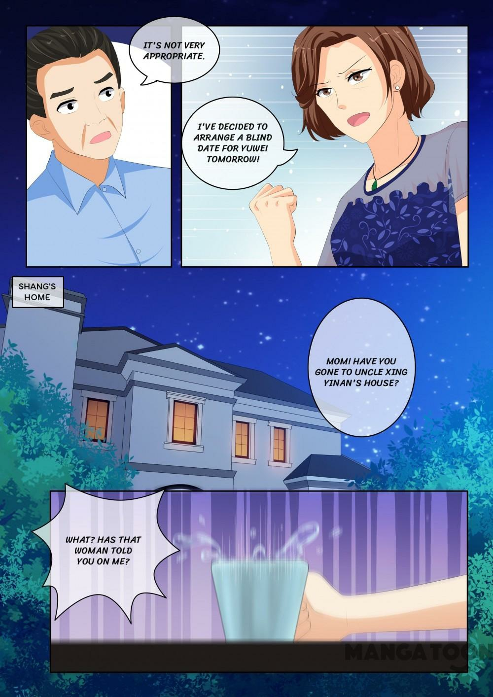 The Icy Ceo And The Substitute Bride Chapter 226  Online Free Manga Read Image 3