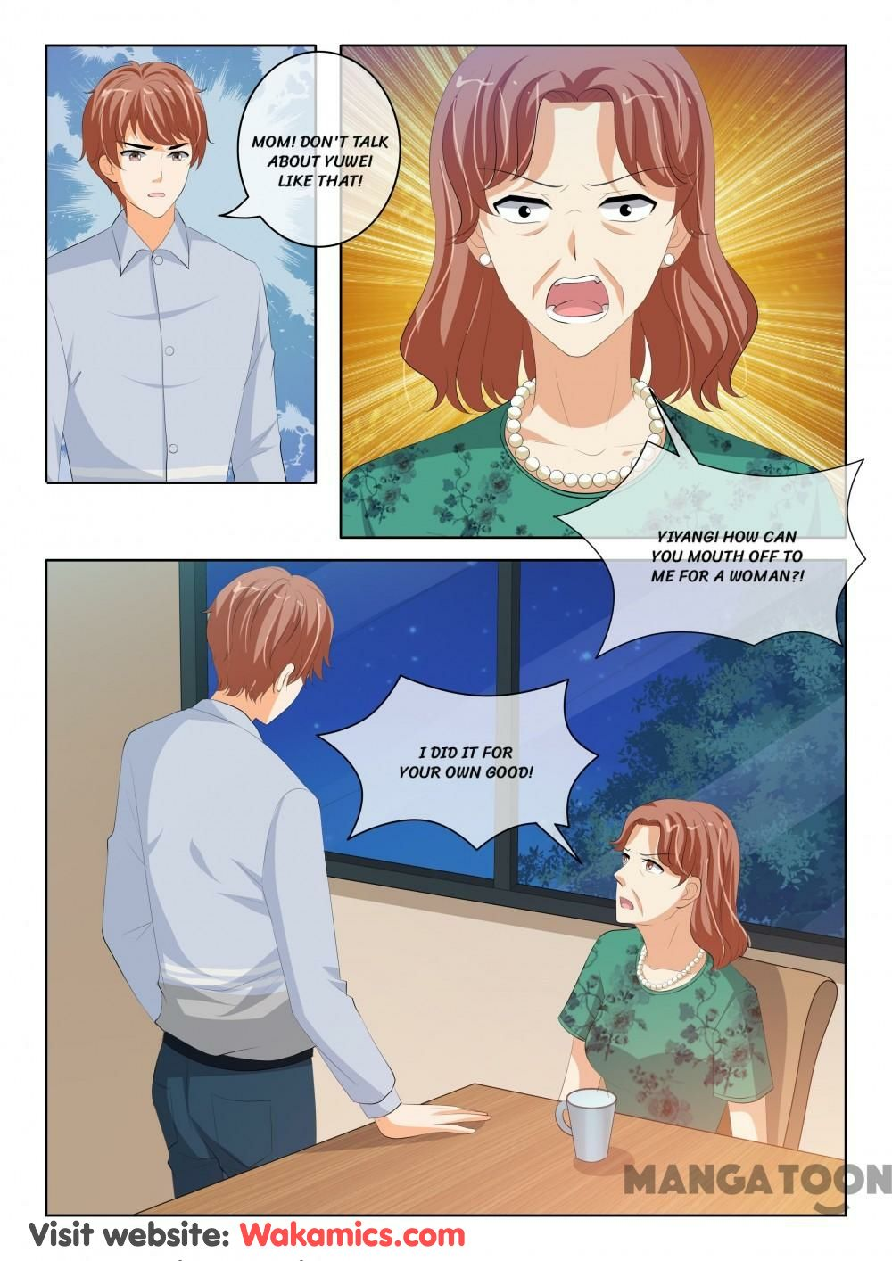 The Icy Ceo And The Substitute Bride Chapter 226  Online Free Manga Read Image 4