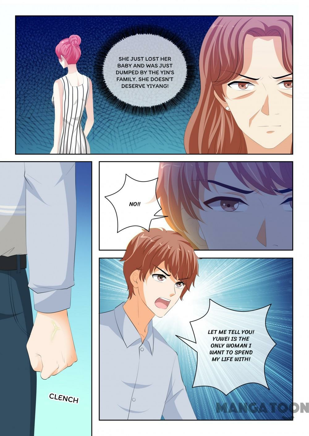 The Icy Ceo And The Substitute Bride Chapter 226  Online Free Manga Read Image 5