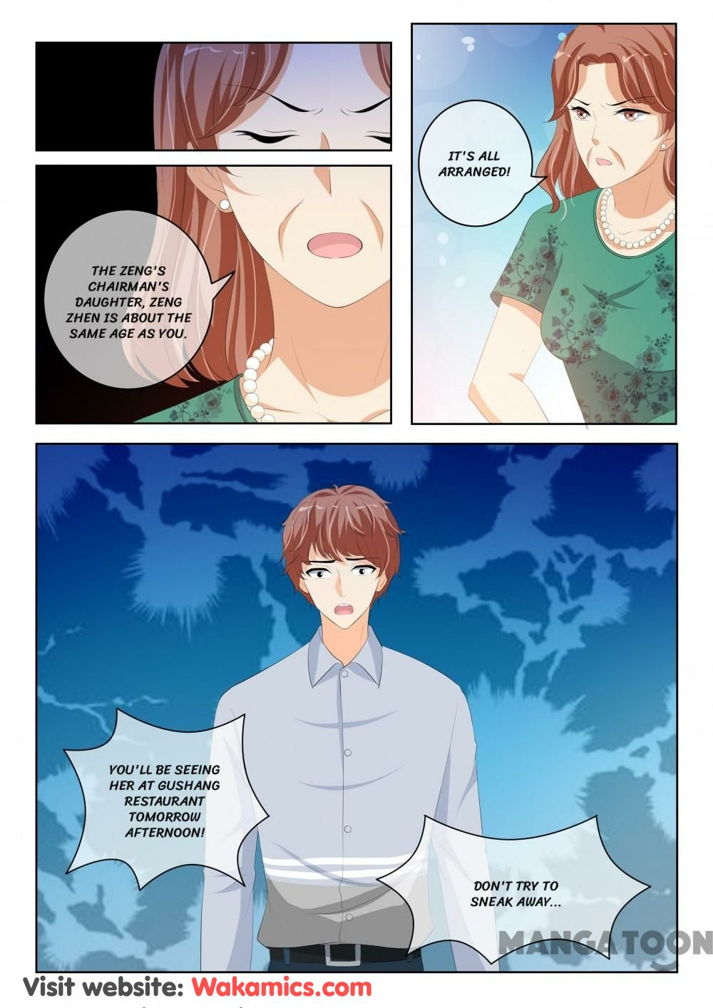 The Icy Ceo And The Substitute Bride Chapter 226  Online Free Manga Read Image 6