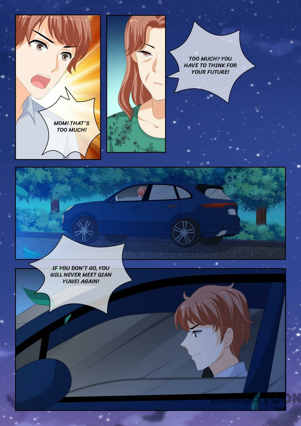 The Icy Ceo And The Substitute Bride Chapter 226  Online Free Manga Read Image 7