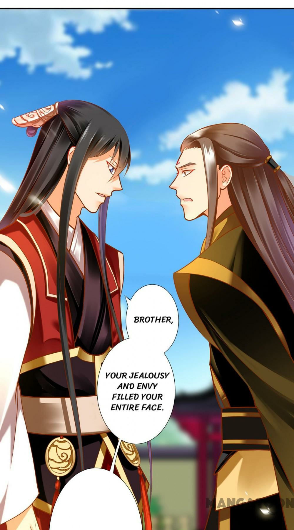 The Princesss Time Travel Chapter 69  Online Free Manga Read Image 23